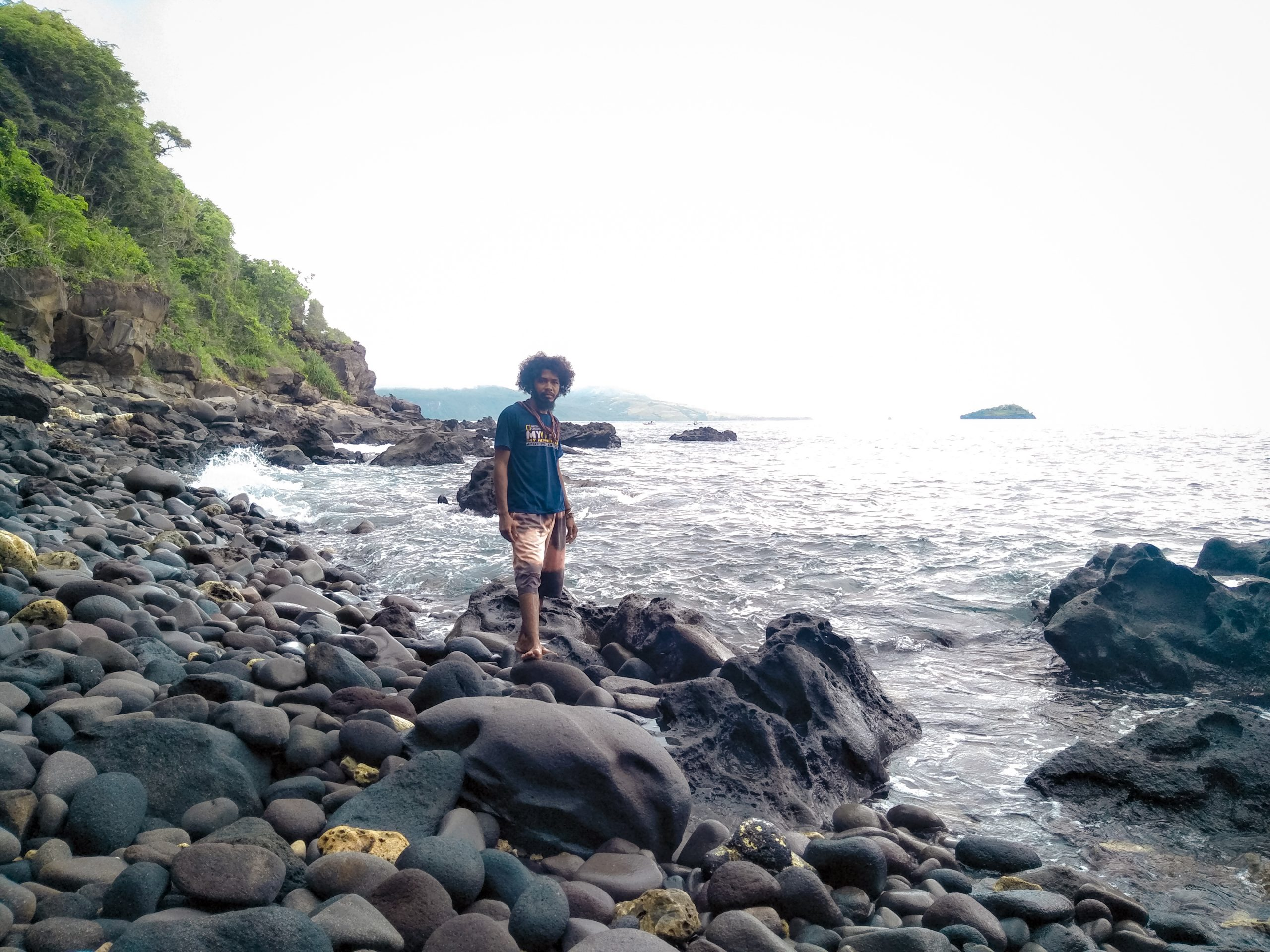 Come to Flores with Christian Peter and feel the exquisite beaches surround Flores Island.